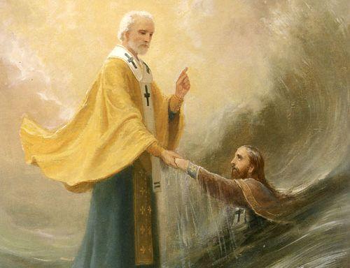 Икона Николая Чудотворца. Что изображается на иконе?