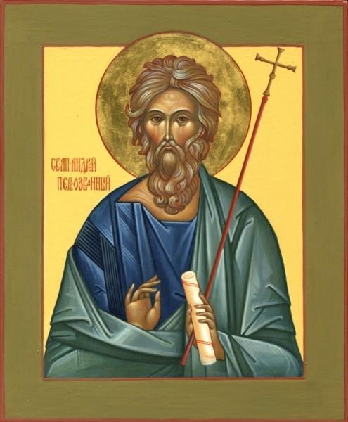 апостол Андрей Первозванный - икона 3