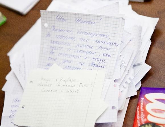 Иван Охлобыстин. Встреча со студентами журфака МГУ. Фото Анны Гальпериной (46)