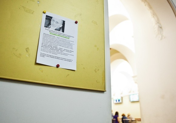 Иван Охлобыстин. Встреча со студентами журфака МГУ. Фото Анны Гальпериной (50)