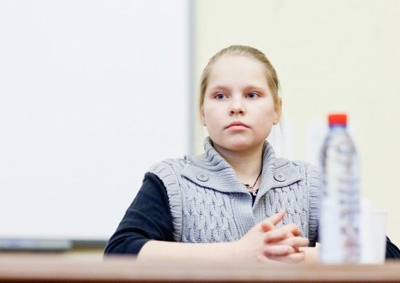 Иван Охлобыстин. Встреча со студентами журфака МГУ. Фото Анны Гальпериной (58)