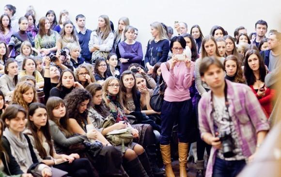 Иван Охлобыстин. Встреча со студентами журфака МГУ. Фото Анны Гальпериной (65)