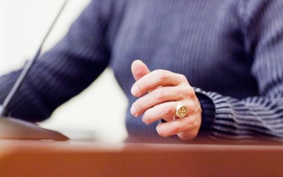 Иван Охлобыстин. Встреча со студентами журфака МГУ. Фото Анны Гальпериной (67)