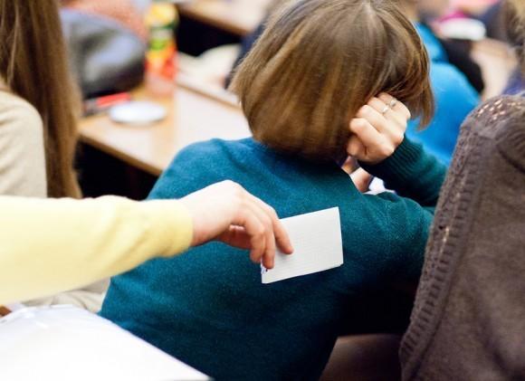 Иван Охлобыстин. Встреча со студентами журфака МГУ. Фото Анны Гальпериной (3)