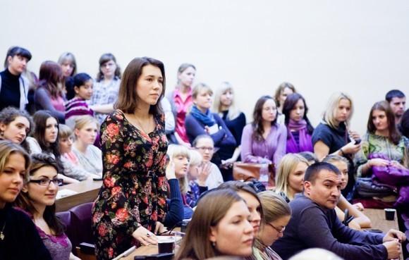 Иван Охлобыстин. Встреча со студентами журфака МГУ. Фото Анны Гальпериной (10)