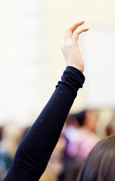 Иван Охлобыстин. Встреча со студентами журфака МГУ. Фото Анны Гальпериной (14)