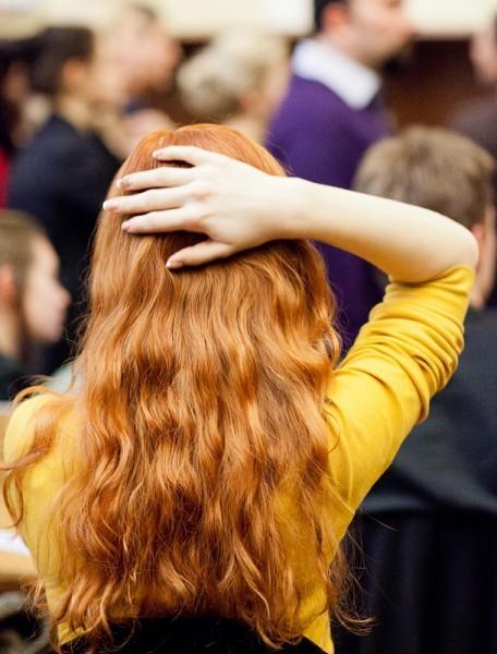 Иван Охлобыстин. Встреча со студентами журфака МГУ. Фото Анны Гальпериной (16)