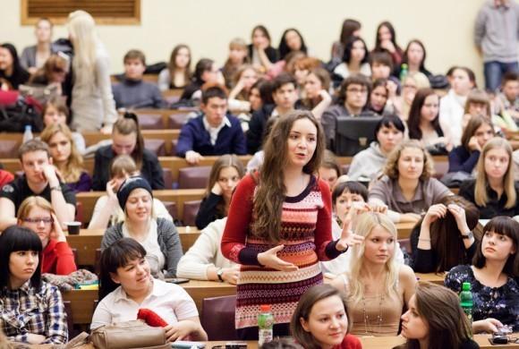 Иван Охлобыстин. Встреча со студентами журфака МГУ. Фото Анны Гальпериной (32)
