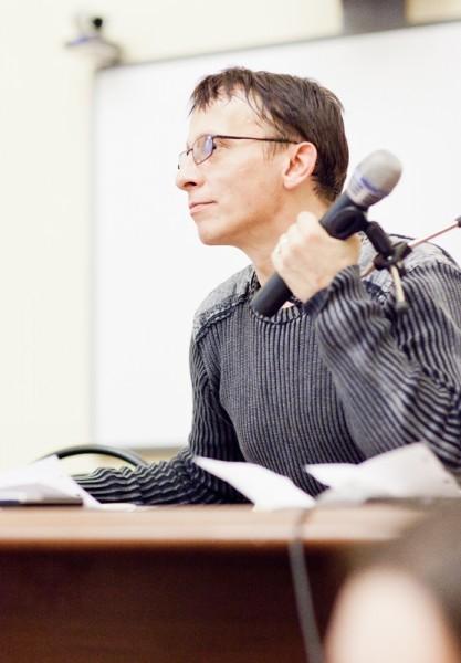 Иван Охлобыстин. Встреча со студентами журфака МГУ. Фото Анны Гальпериной (36)
