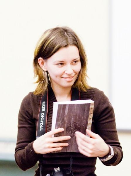 Иван Охлобыстин. Встреча со студентами журфака МГУ. Фото Анны Гальпериной (41)