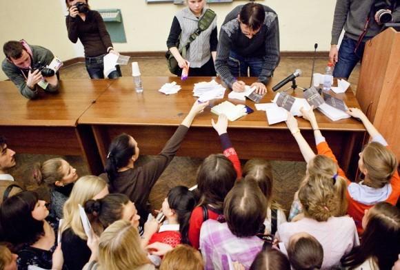 Иван Охлобыстин. Встреча со студентами журфака МГУ. Фото Анны Гальпериной (42)