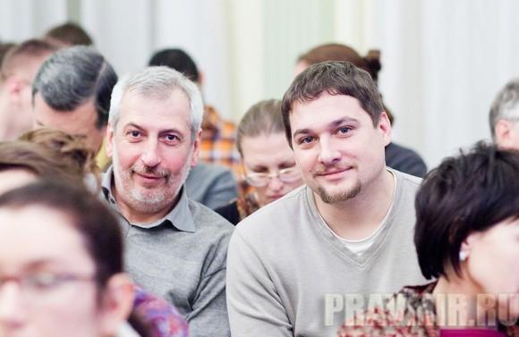 Презентация книги о.Алексия Уминского. Фото Анны Гальпериной (7)