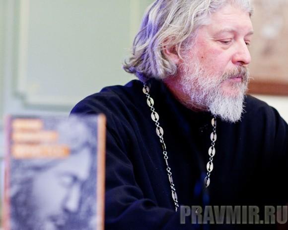 Презентация книги о.Алексия Уминского. Фото Анны Гальпериной (15)