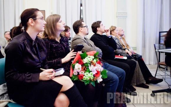 Презентация книги о.Алексия Уминского. Фото Анны Гальпериной (17)