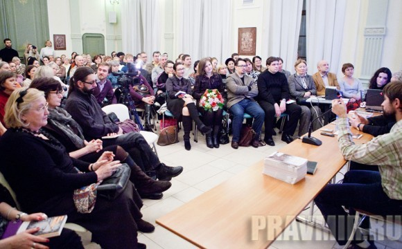 Презентация книги о.Алексия Уминского. Фото Анны Гальпериной (19)