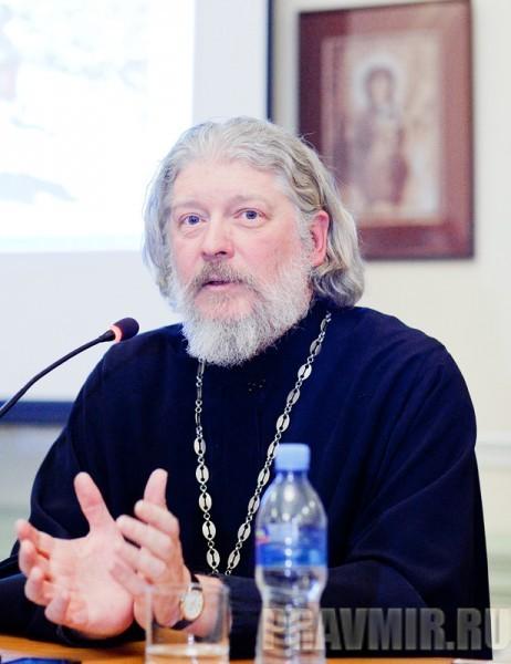Презентация книги о.Алексия Уминского. Фото Анны Гальпериной (23)