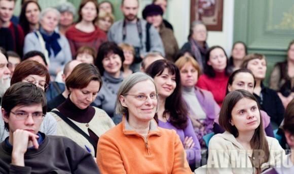 Презентация книги о.Алексия Уминского. Фото Анны Гальпериной (26)