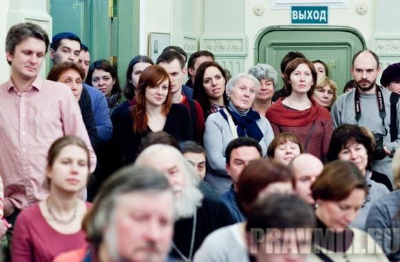 Презентация книги о.Алексия Уминского. Фото Анны Гальпериной (27)