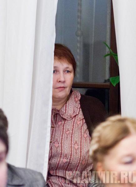 Елена Черкасова. Презентация книги о.Алексия Уминского. Фото Анны Гальпериной (28)