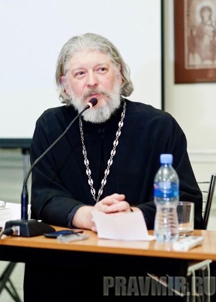 Протоиерей Алексий Уминский. Фото Анны Гальпериной