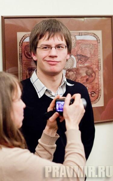 Презентация книги о.Алексия Уминского. Фото Анны Гальпериной (34)