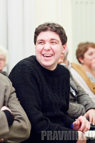 Презентация книги о.Алексия Уминского. Фото Анны Гальпериной (39)