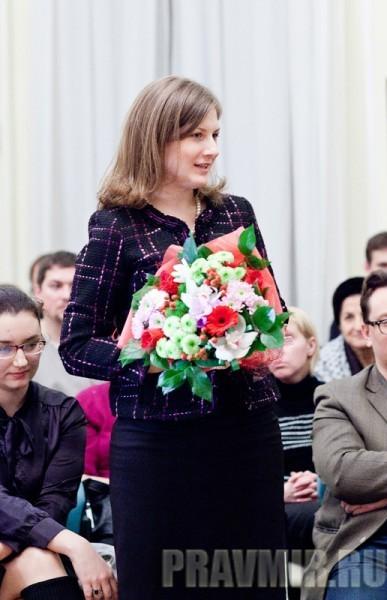 Презентация книги о.Алексия Уминского. Фото Анны Гальпериной (41)