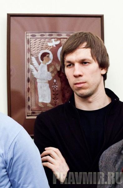 Презентация книги о.Алексия Уминского. Фото Анны Гальпериной (45)