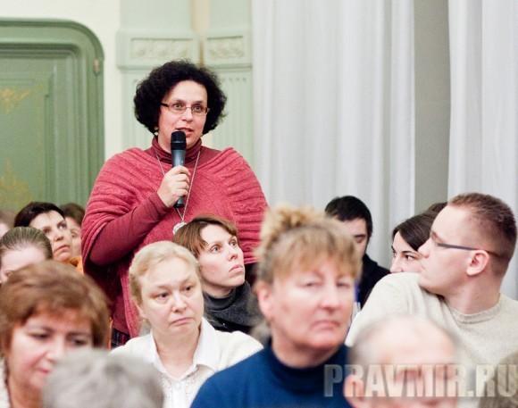 Презентация книги о.Алексия Уминского. Фото Анны Гальпериной (46)
