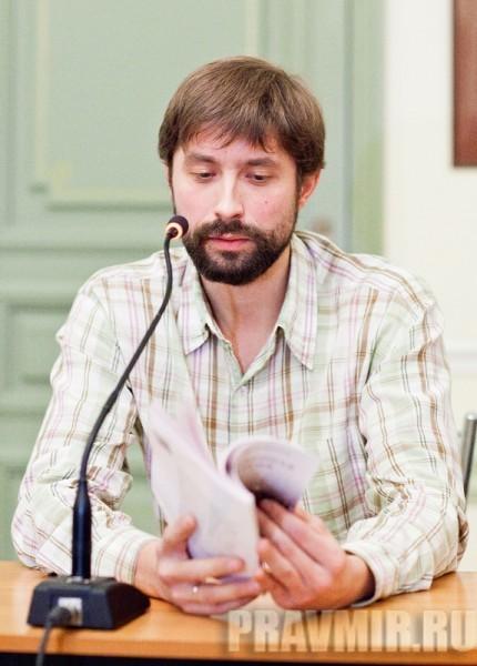 Презентация книги о.Алексия Уминского. Фото Анны Гальпериной (47)