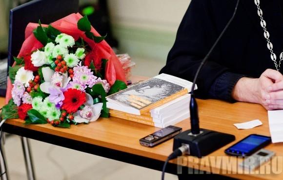 Презентация книги о.Алексия Уминского. Фото Анны Гальпериной (48)