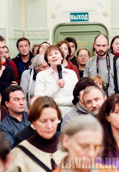 Презентация книги о.Алексия Уминского. Фото Анны Гальпериной (49)