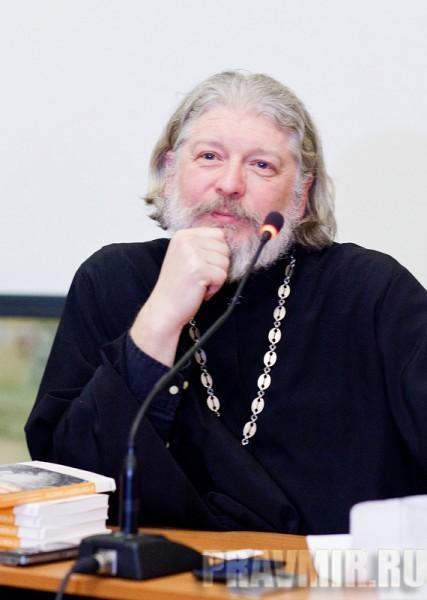Презентация книги о.Алексия Уминского. Фото Анны Гальпериной (50)