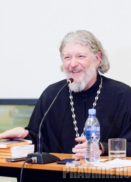 Презентация книги о.Алексия Уминского. Фото Анны Гальпериной (53)