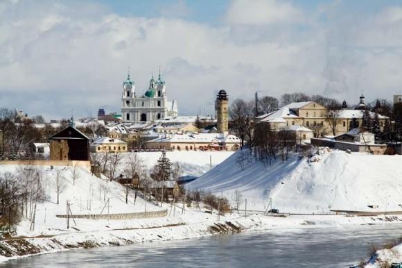Вид на Гродно. Фото: Алексей Смоленский, photosight.ru