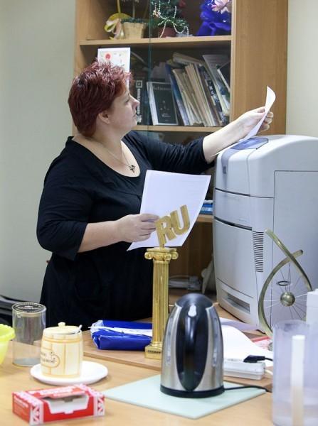 Мария Свешникова.  Фото Юлии Маковейчук