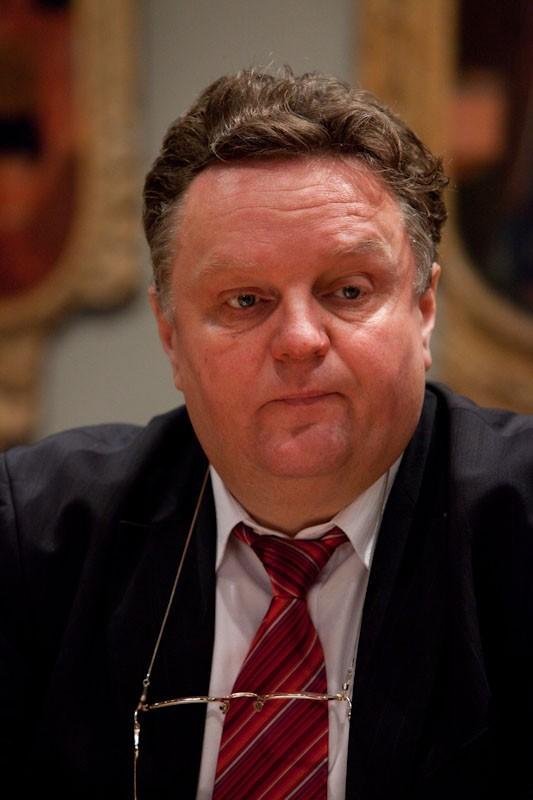 Бойцов Александр Петрович, директор благотворительного фонда «Русская икона»