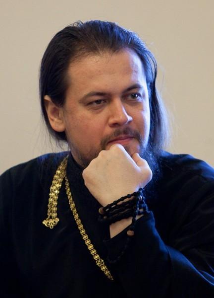 Избранный епископом Николаевским, викарием Хабаровской епархии архимандрит Ефрем (Просянок)