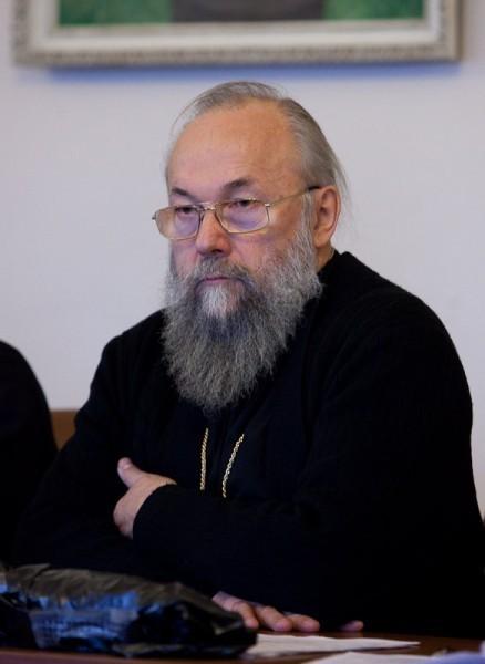 Епископ Нижне-Тагильский и Серовский Иннокентий