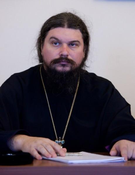 Избранный епископом Амурским и Чегдомынским архимандрит Аристарх (Яцурин)