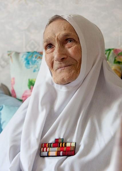 Монахиня Адриана. Фото Юлии Маковейчук