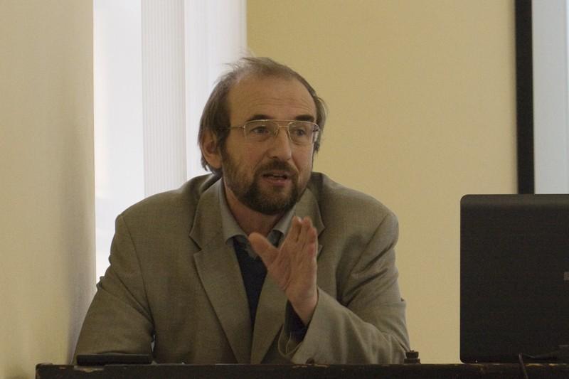 Александр Геннадьевич Кравецкий (ИРЯ РАН). III ежегодная конференция «Современная православная гимнография»