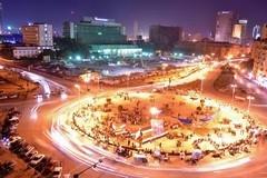 Египет: Антитаранные ворота на Рождество