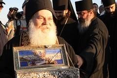 В Греции может быть арестован архимандрит Ефрем