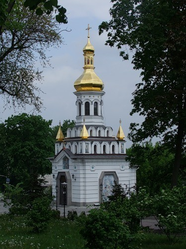 Храм в честь апостола Андрея Первозванного