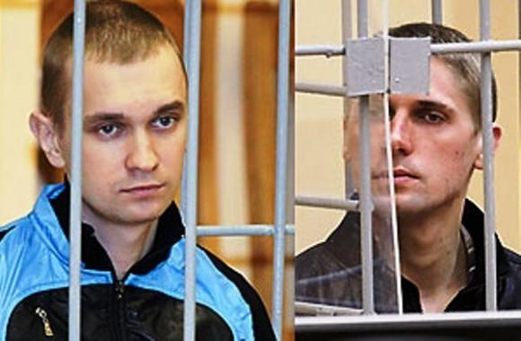 Дмитрий Коновалов и Владислав Ковалев