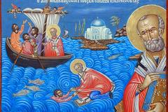 Помощь святителя Николая в наши дни