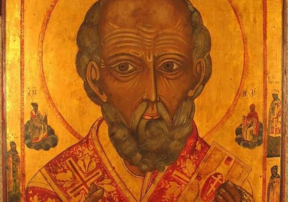 Икона Николая Чудотворца: иконография образа