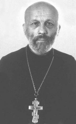 Священник Глеб Каледа