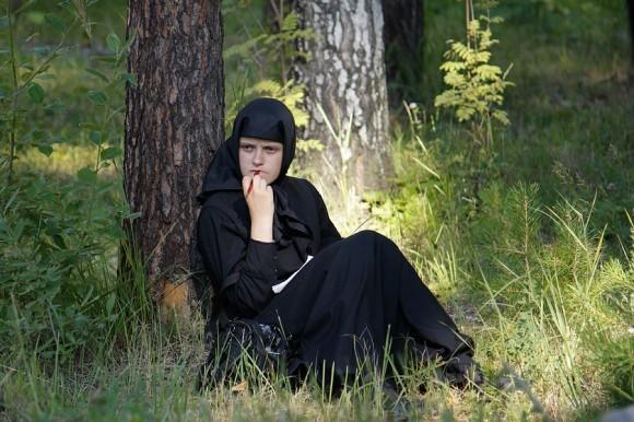 Послушница. Автор: Игорь Подвысоцкий, источник: lifeisphoto.ru